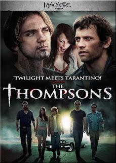 The Thompsons คฤหาสน์ตระกูลผีดุ (2012) [พากย์ไทย+ซับไทย]