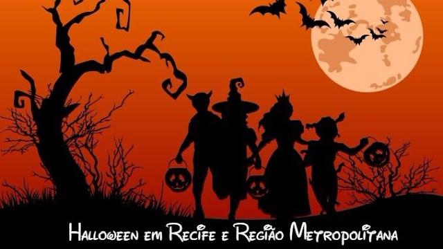 Halloween em Recife
