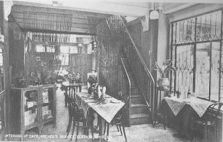 Archers 1930's cafe