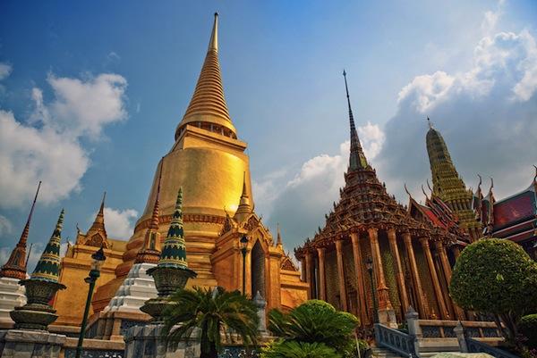 Bersama Singapore Airlines Temukan Sisi Menarik di Bangkok