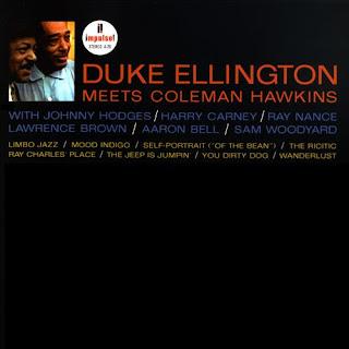 Duke Ellington - Duke Ellington meets Coleman Hawkins