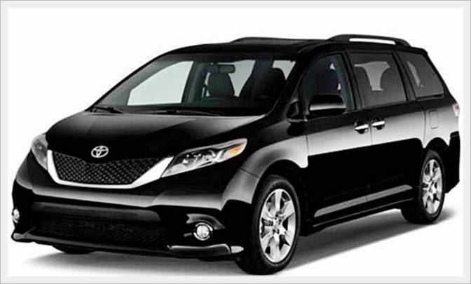 2017 toyota sienna interior canada toyota update review. Black Bedroom Furniture Sets. Home Design Ideas