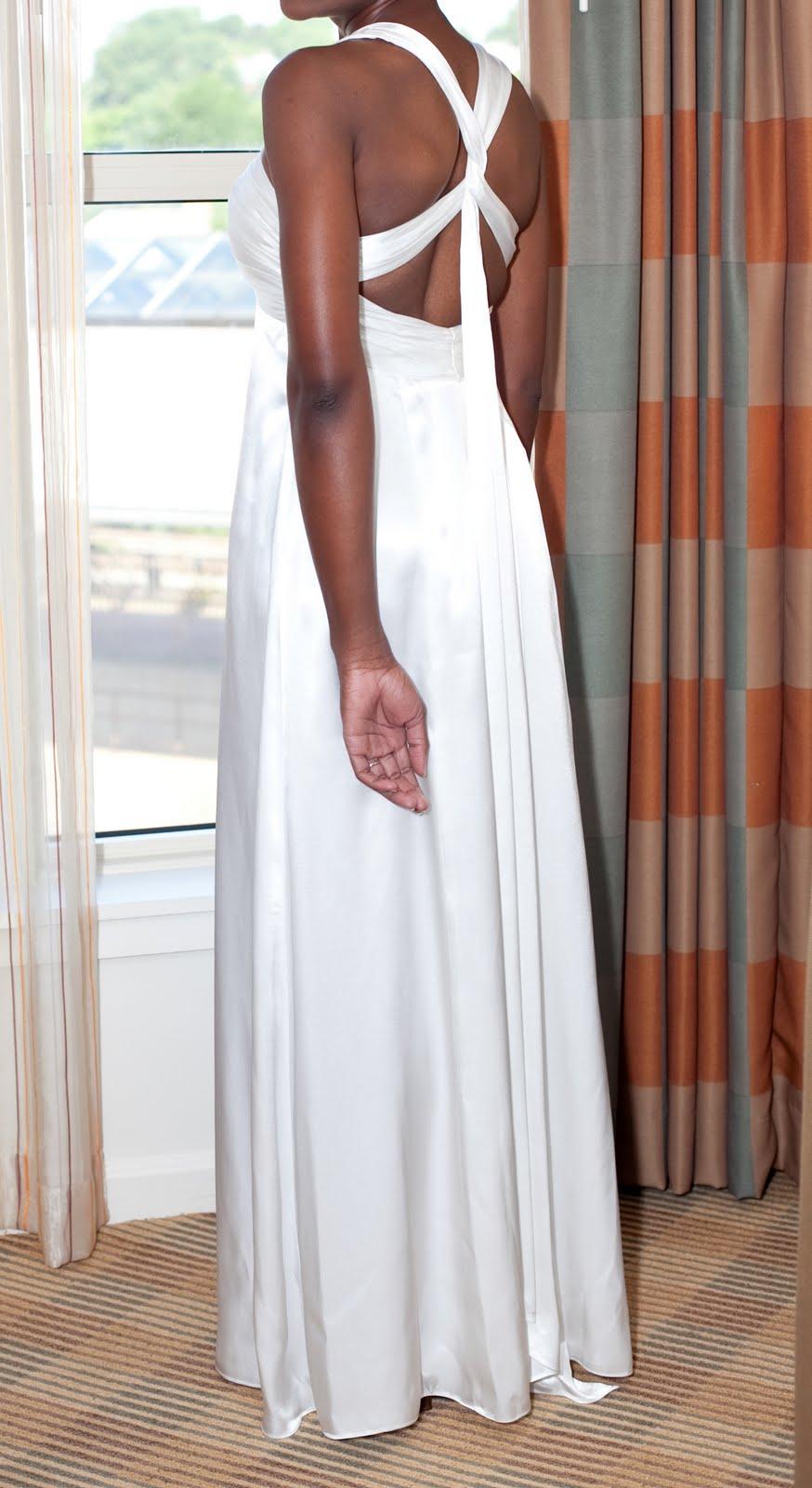 2000 Dollar Budget Wedding: Dress Giveaway!