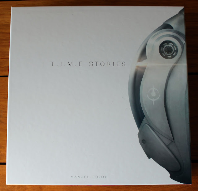 TIME Stories box art | Random Nerdery review