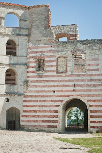 ruiny zamku, zwiedzanie z dziećmi, atrakcje lubelszczyzny