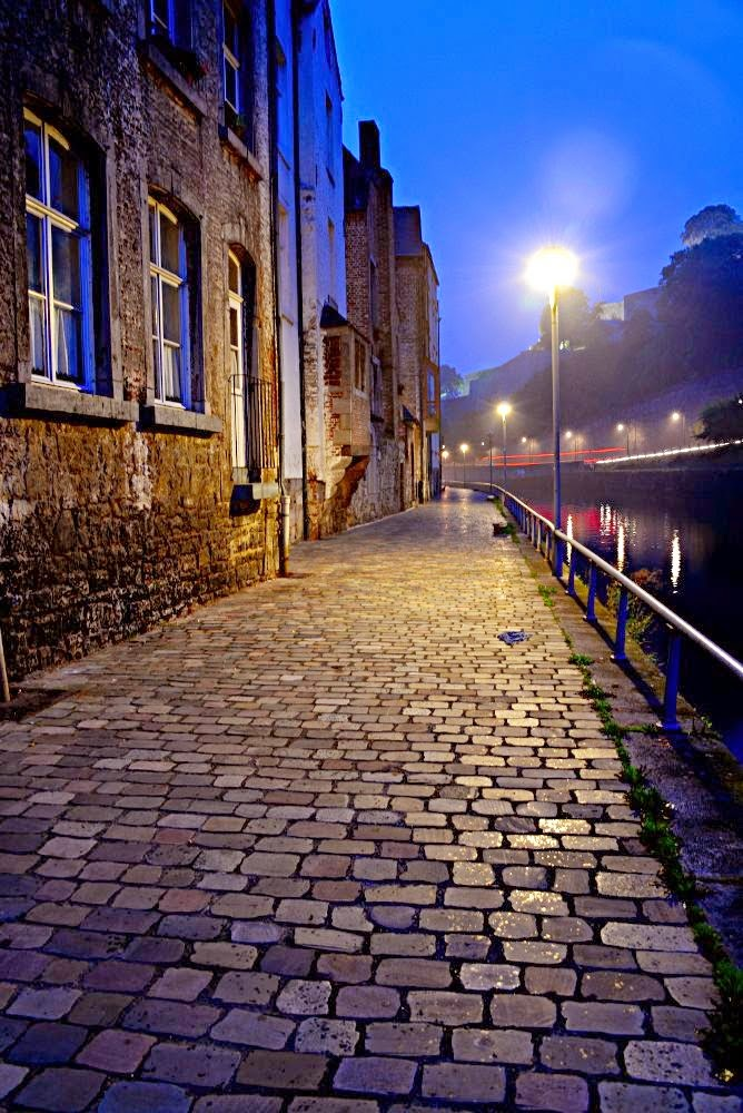 10 Best Places to Holiday in Belgium (100+ Photos) | Docks in the early morning, Namur, Belgium