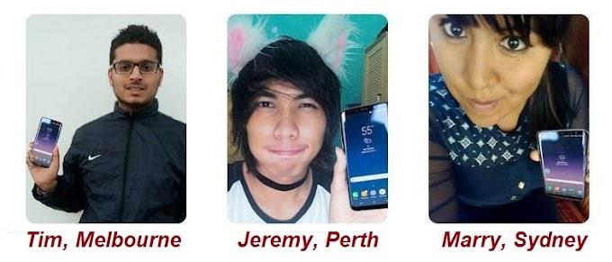 Win A Samsung Galaxy S8 ! More thane 500 smartphones!!