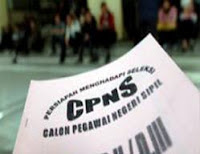 Soal-soal CPNS 2013