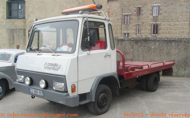 info camions berliet citroen type k. Black Bedroom Furniture Sets. Home Design Ideas