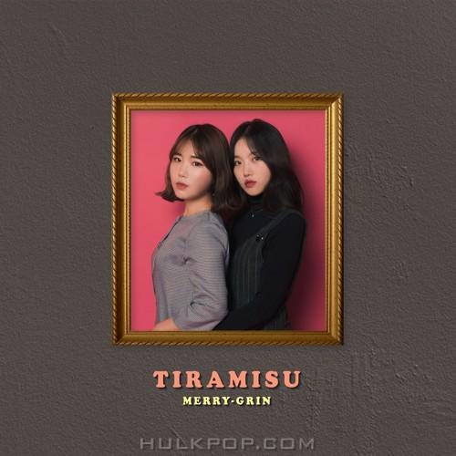 Merry-grin – 티라미슈 – Single
