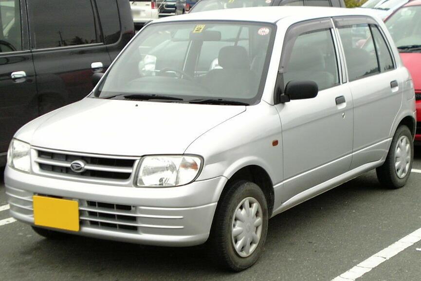 Motoring-Malaysia: The Perodua Kelisa (2001-2007) - Fun