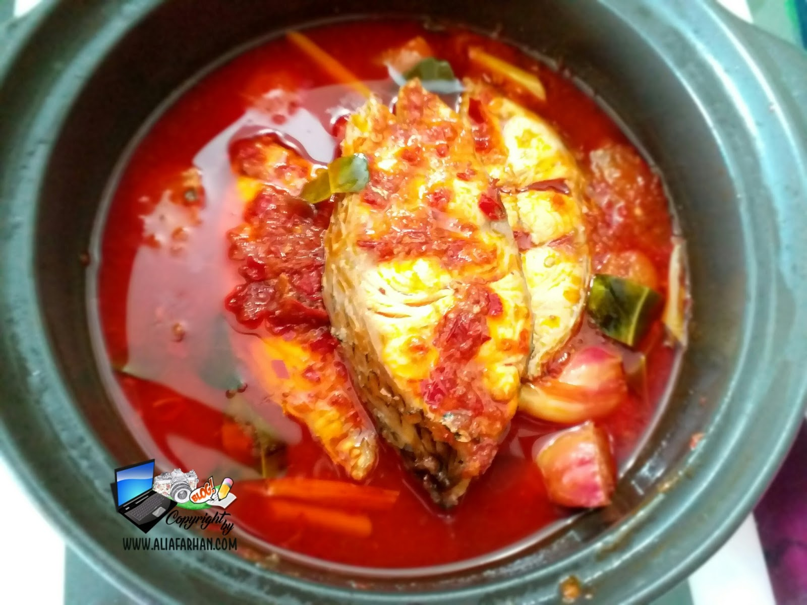 Resepi Ikan Selayang Masak Asam Pedas - Resep Bunda Erita