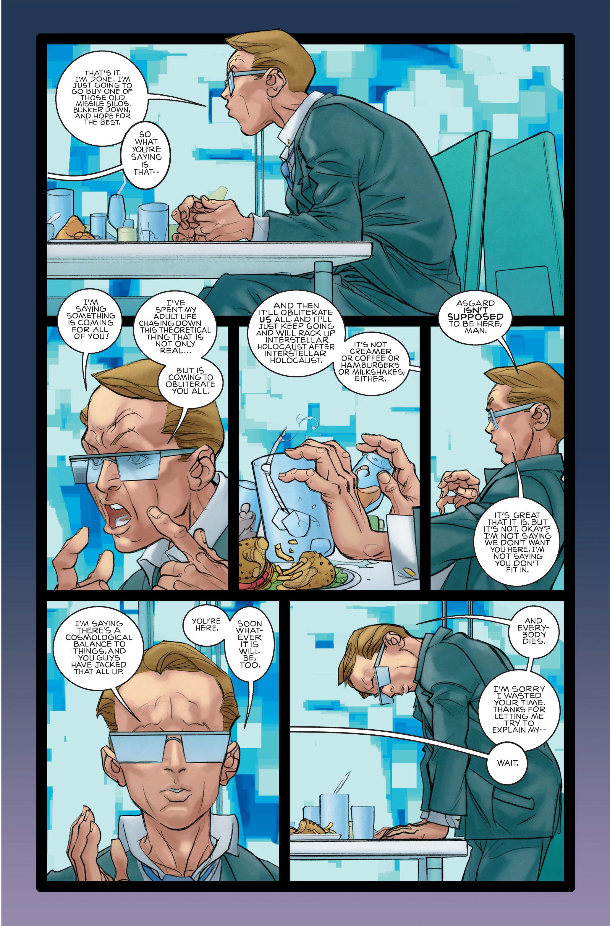 Thor (2007) Issue #615 #28 - English 21