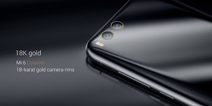 Spesifikasi Xiaomi Mi6 2018