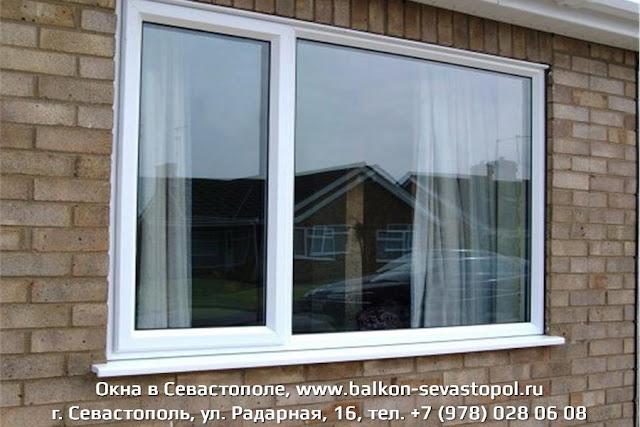 Раздвижные окна Севастополь