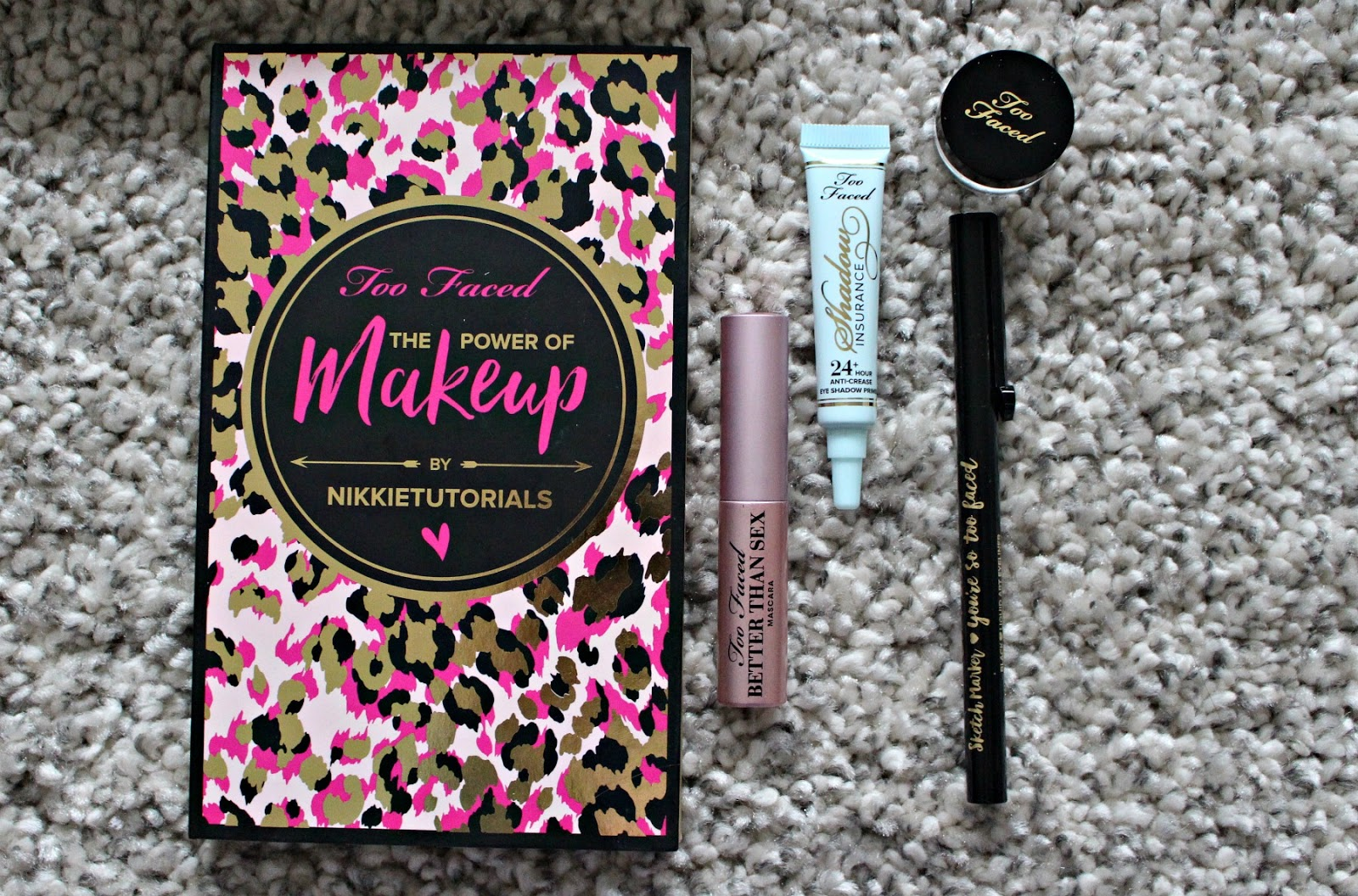 Too Faced x NikkieTutorials Power of Make Up
