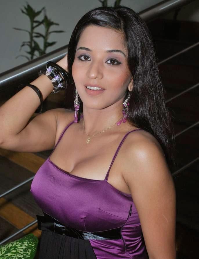 Mona Lisa Antara Biswas Hot Skin Show  Indian Girls -8949