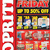 #BigRedFriday: Western Cape Shoprite Big Red Friday Is Back 50% off Special 08 June 2018
