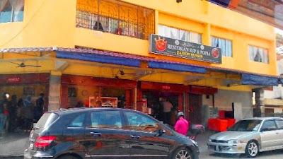 Restoran Hussin Sup & Popia Tempat makan menarik di kuala lumpur