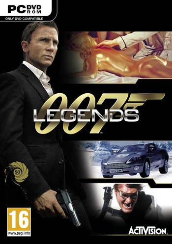 James Bond 007 Legends PC Full