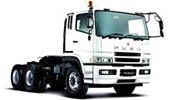 Tractor Head Mitsubishi Fuso FV 51 JH