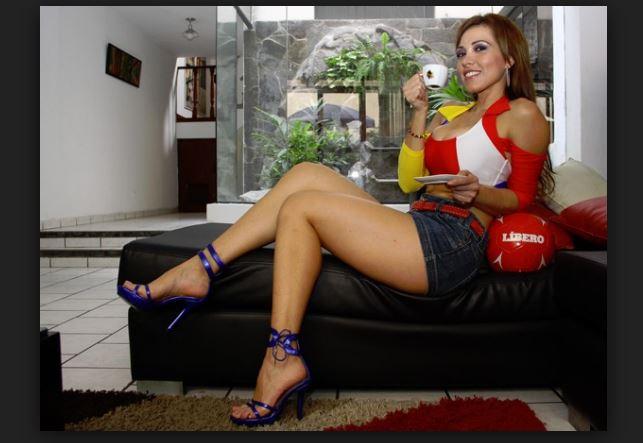 Biografia de Lucecita Ceballos