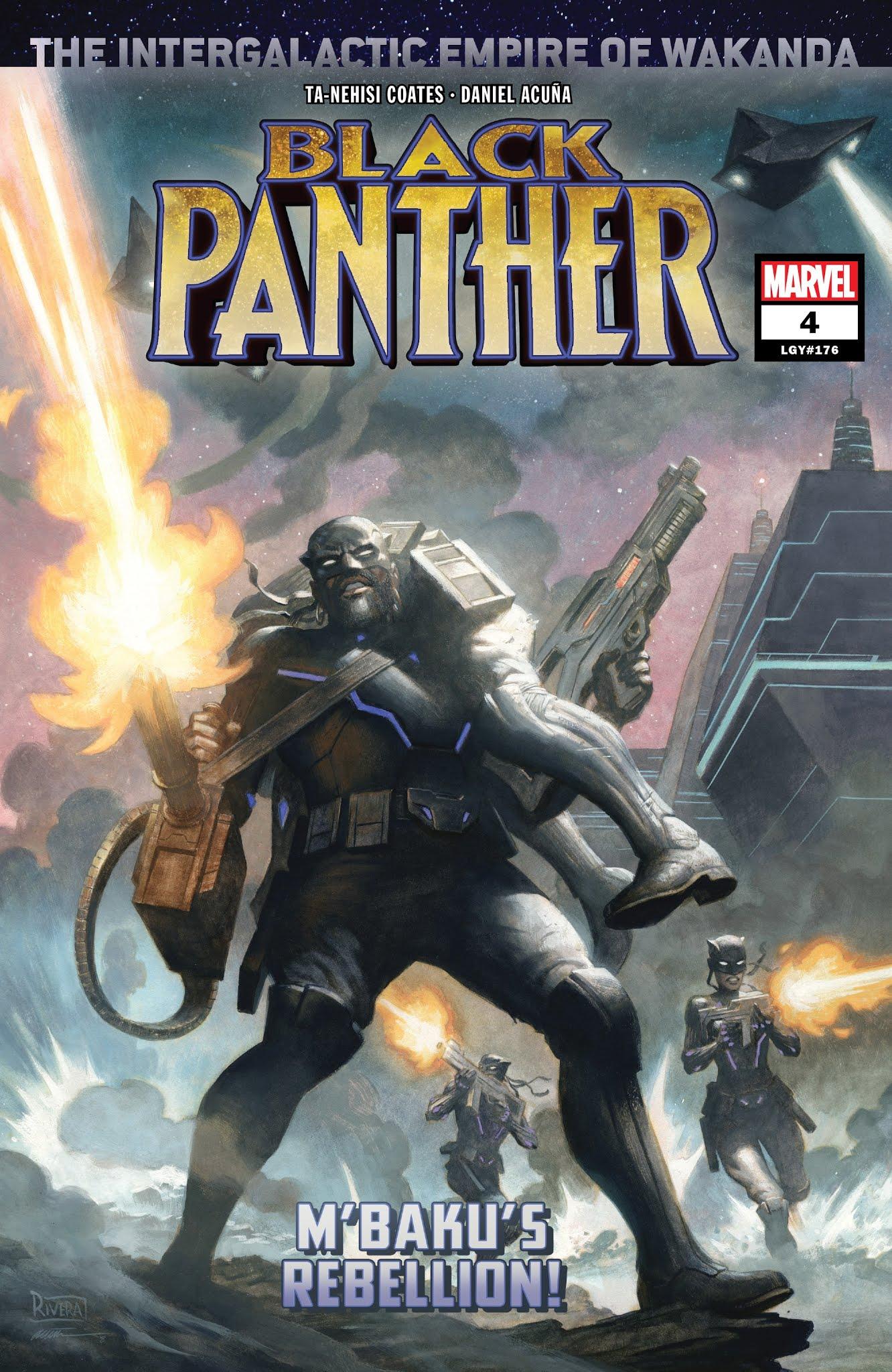 Black Panther (2018) 4 Page 1