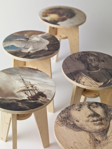 Verrassend WUM: The Fabulous Furniture of Dutch Designer, Piet Hein Eek, an FV-99