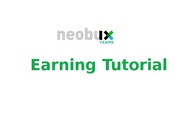 Neobux Earning Tutorial