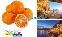 Logo Acquista le arance di Sicilia e vinci 4 weekend a Taormina