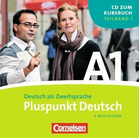 حصرياً كتاب Pluspunkt Deutsch A1 مع الصوتيات النسخة الجديدة