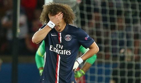 Luiz chờ đợi để được tiếp tục thi đấu