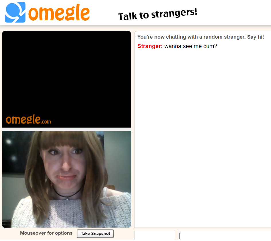 Omg omegle webcam 20 beautiful girl 30