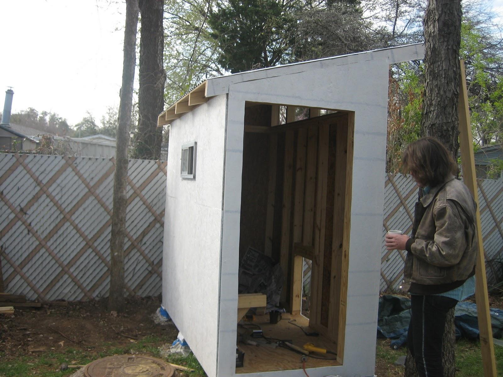 Building A Chicken Coop In Dallas Texas In My Parents