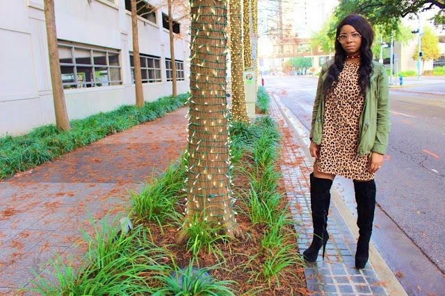 styleguruzak_leopard_print_and_olive_green_hoodie_jacket