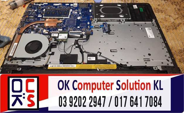 [SOLVED] MASALAH LAPTOP LENOVO IDEAPAD 110-1 | REPAIR LAPTOP AMPANG 6