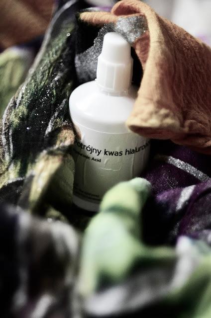 kosmetyki | zrób sobie krem | zsk | skóra | twarz | cera | kwas hialuronowy | pielęgnacja