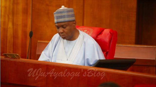2018 Budget: Saraki Urges Buhari to Lobby Lawmakers on Policy Issues