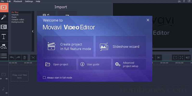 1. Movavi Video Editor | The 5 Best Green Screen Apps of All Time