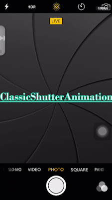 ClassicShutterAnimation is a cydia tweak which actually brings back the classic shutter animation to iOS 7 or later