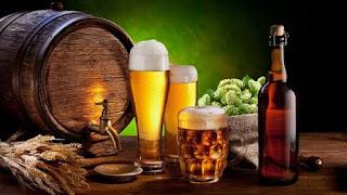 Bia rượu lúc nào cũng có sẵn trong năm