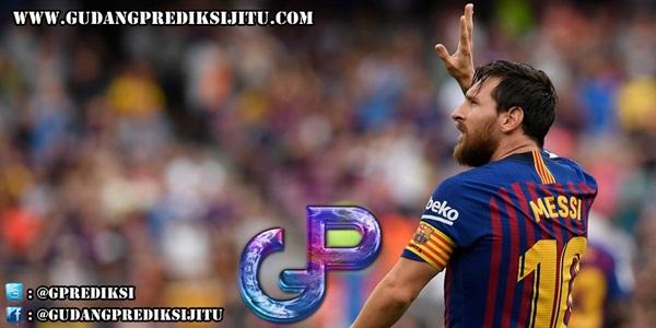 Rahasia Dibalik Tendangan Bebas Lionel Messi