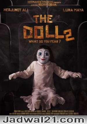 Film The Doll 2 2017 Bioskop