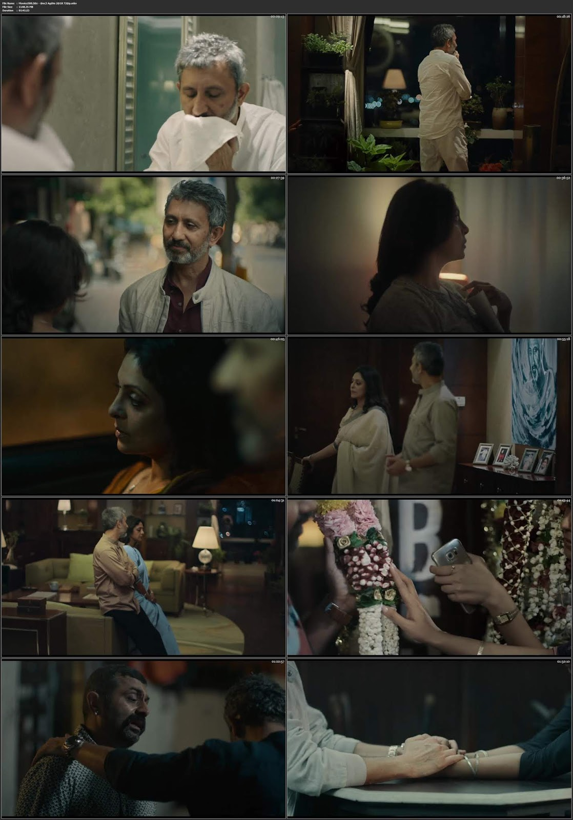 Once Again 2018 Hindi Full Movie WEBHD 720p ESubs
