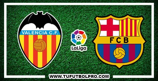 Ver Valencia vs Barcelona EN VIVO Gratis Por Internet Hoy 22 de Octubre 2016