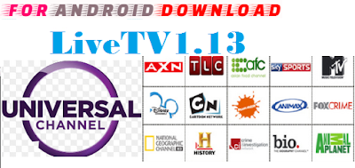 Download Android LiveTV1.13 -StreamZ 1.1 Update Android Apk  Watch Live Premium Cable Tv Channel On Android