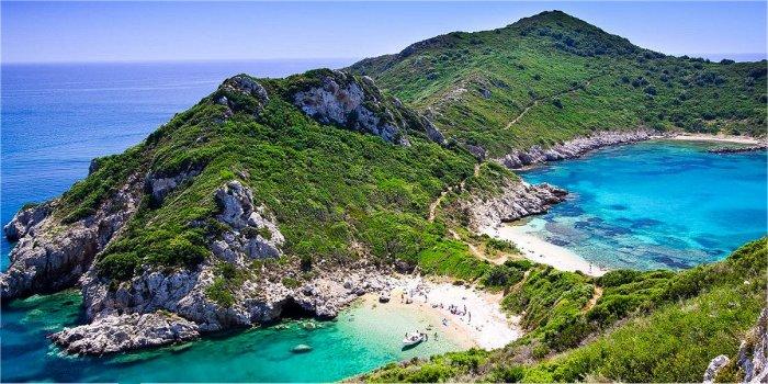 Offerte voli low cost Corfù Grecia agosto 2017