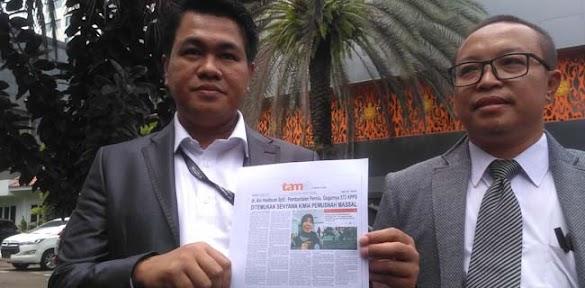 Dokter Ani Punya Kepedulian tapi Dikriminalisasi