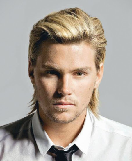Hairstyle for Men Square Face
