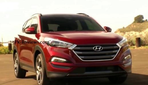 Hyundai Tucson Crossover 2019